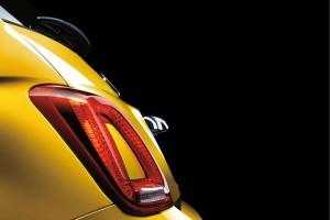 FIAT500テールランプ