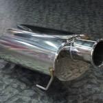 【販売開始】フィアット 500 1.2 プレミアムマフラー(新規制車検対応)by TEZZO