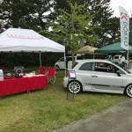 7/21 FIAT&ABARTH500全国ミーティングに出店してきました!
