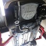 【販売開始】新規性車検対応 フォルクスワーゲンup! GTI lxy スポーツマフラー by TEZZO