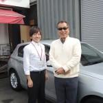 自動車評論家の菰田さんがいらっしゃいました!